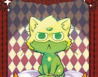 peridot kitten