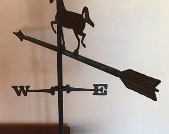 Antique Brass Weather Vane