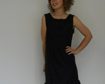 Frilly bottom dress PDF sewing pattern