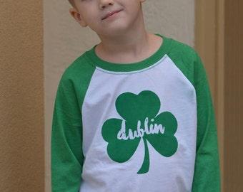 Dublin Shirt Child Size
