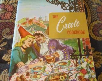 Creole Cookbook 1955 Culinary Arts Institute