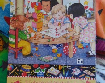Something to Do When There's Nothing To Do 1995 Mary Engelbreit  Coloring and Activity Book