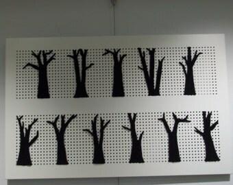 Trees on a Shelf