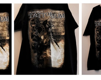 The Ink Captain's Tattorium t-shirt