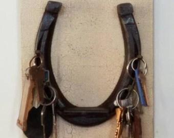 Good luck Horseshoe key holder.