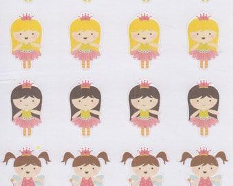 Fairies | 192 | Planner Sticker | Kikki-K | Happy Planner | Erin Condren