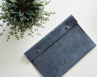 MacBook Air 13' Leather cover/ MacBook sleeve/ Macbook laptop case/ Cover/ Laptop sleeve/ Leather sleeve for Macbook
