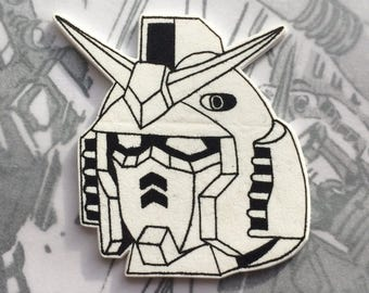 Handmade Mobile Suit Gundam Pinbadge