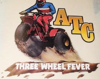 ATC Three Wheel Transfer