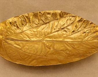 Budha's Coconut Leaf Dish Tray Harvin #3512
