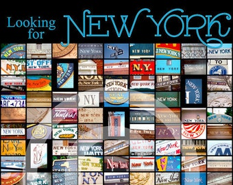 Looking for New York 18x24 Poster Print
