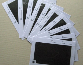 Stamp Dealer Cards #102B (qty. 10 new)