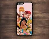 Goofy Princess Selfie iPhone Case Movie Character iPhone 6 Case iPhone 6S Case iPhone 7 Case iPhone 5C Case iPhone 5S Case iPhone 4 Case