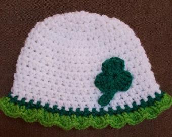 St. Paddy's Day Shamrock Hat