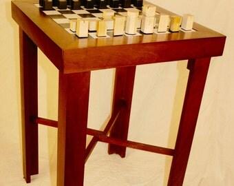 "Chess Table ""GARY"""