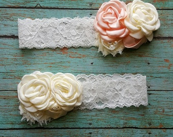 Baby girl lace headband