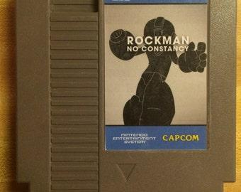 Rockman no constancy nes homebrew
