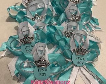 Tiffany Blue Pins