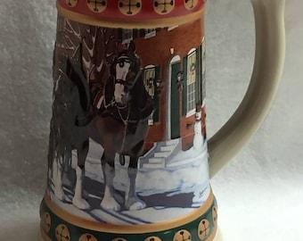 Anheuser-Busch 'Hometown Holiday' Stein (#003)