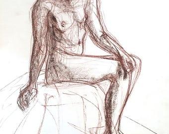Figure Drawing - Line