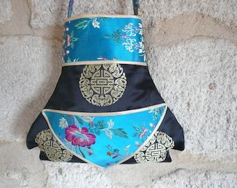 Precious Tibetan Brocade bag