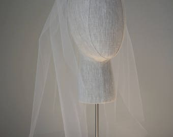 Basic Tulle Veil for First communion or Flower Girls