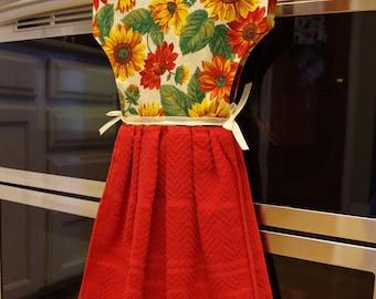 Dish Towel Dress