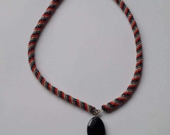 Peyote Stitch Necklace