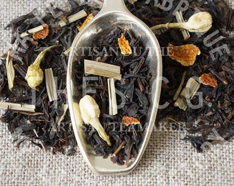 EARL GREY 70: The rare bergamot black tea