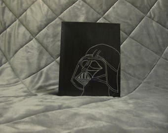 Darth Vader Canvas