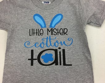Little boy Easter shirt