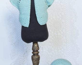 Super cute Cardigan for the baby doll