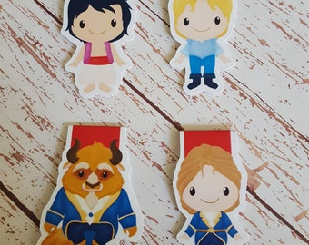 Princes (2) || Magnetic Bookmark