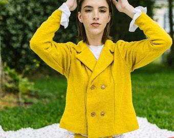 Sunflower jacket