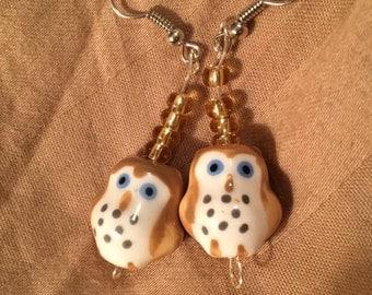 Owl Lovers Earrings