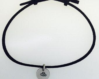 Animal Charm Adjustable Bracelet-Vegan Bracelet-Animal Bracelet-Vegan Gift-Vegan Bracelet-Vegan Suede-Birthday-Anniversary-Gift