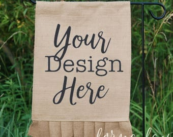 Custom garden flag Etsy