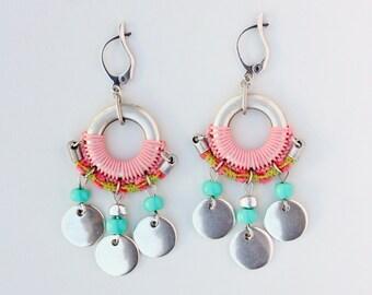 ARIMACA ethnic earrings