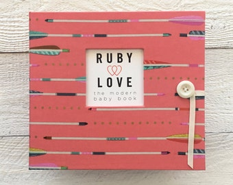 PLANNER | Ruby Love Home | Coral Arrows Album