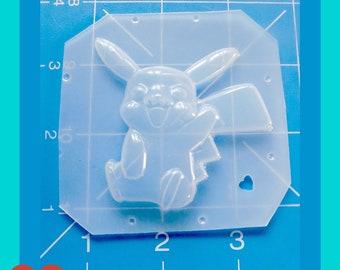 SALE PIKA PIKA Handmade Plastic Mold