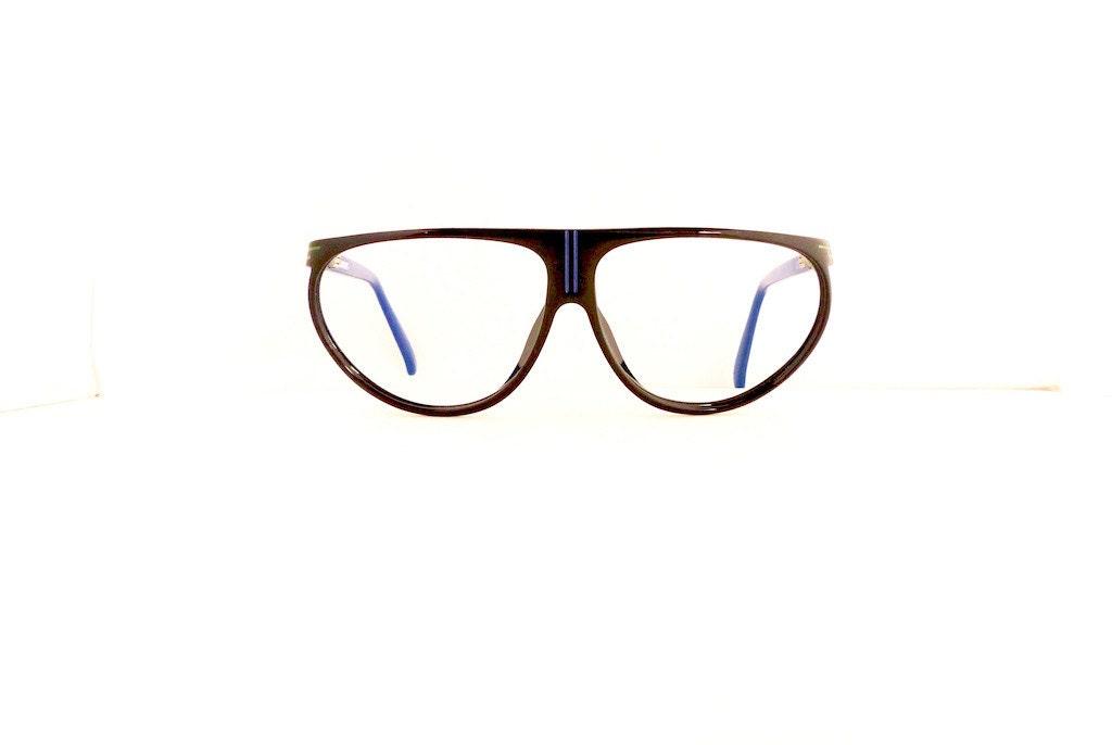 80s Playboy Sunglasses Unisex Vintage 1980 S Black With