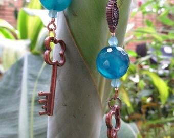Keys to the Sea Earrings