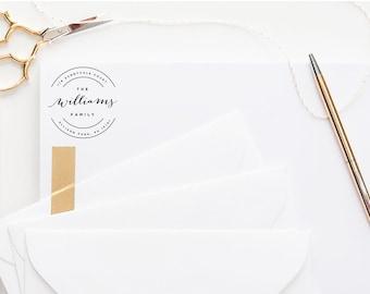 Return Address Stamp, Calligraphy Address Stamp, Personalized Address Stamp, Wedding Stamp, Custom Address Stamp,  Bridal Shower Gift