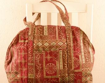 Red Italian Quilt Gitana