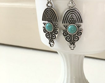 Southwest Goddess Earrings