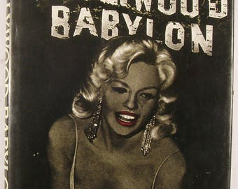 HOLLYWOOD BABYLON - by Kennth Anger - Infamous Tinsel Town Tell All
