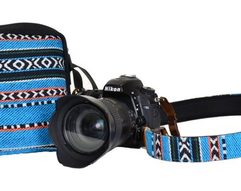 iMo Camera Pouch suits for DSLR / SLR, nikon, Canon, Sony camera bag, neoprene pouch
