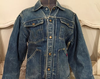 Vintage Jean Jacket - Buckaroo by Big Smith Jean Jacket