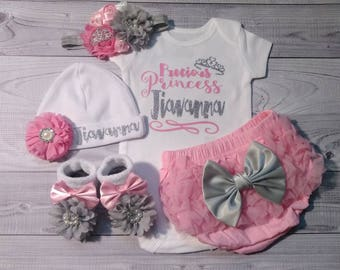 custom, Baby Girl clothes, coming home outfit, take home outfit, newborn outfit, baby outfit, baby clothes, hospital outfit, going home