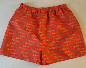 Men's Christmas Boxer Shorts